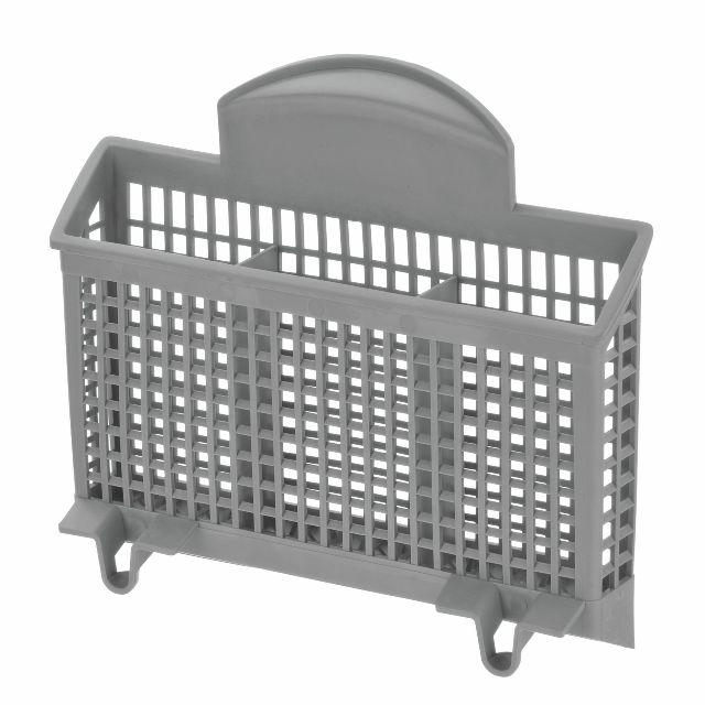 BS 267820 - Корзина для столовых приборов, 3 секции, с ручкой к посудомоечным машинам Bosch, Siemens, Neff, Gaggenau (Бош, Сименс, Гагенау, Нефф)