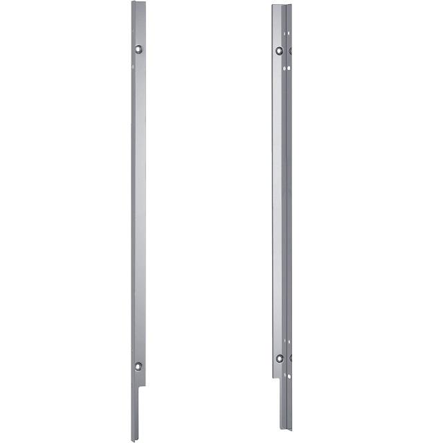 BS 362817 - SGZ2025 Облицовочные планки Niro, нержавеющая сталь (81 см) к посудомоечным машинам Bosch, Siemens, Neff, Gaggenau (Бош, Сименс, Гагенау, Нефф)