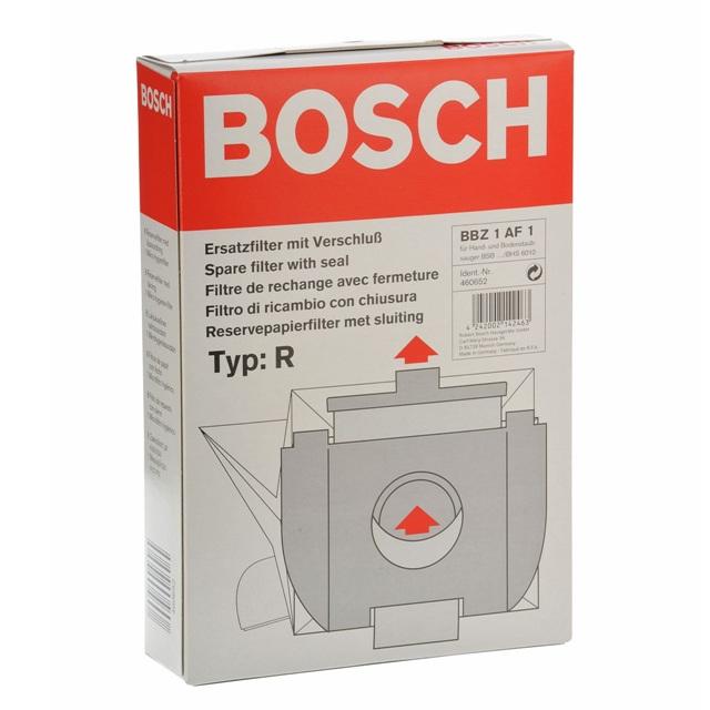 "BS 460652 - BS 460652 Мешки - пылесборники, тип ""R"" к пылесосам Bosch, Siemens, Neff, Gaggenau (Бош, Сименс, Гагенау, Нефф)"
