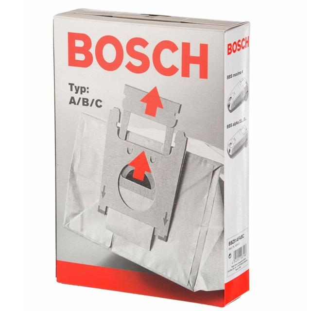 """BS 461410 - BBZ25AF Мешки-пылесборники; тип """"A/B/C"""" ( замена для 457213 460396 ) к пылесосам Bosch, Siemens, Neff, Gaggenau (Бош, Сименс, Гагенау, Нефф)"""