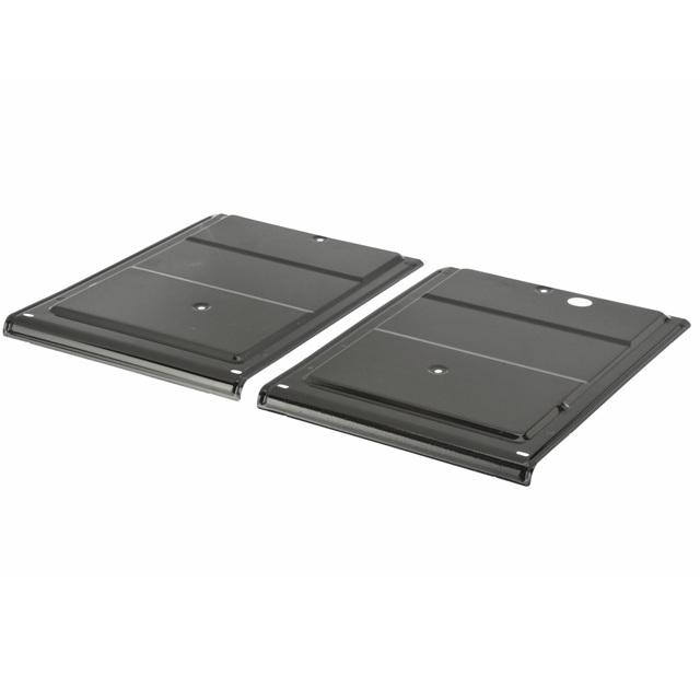 BS 464225 - HEZ349020 Набор эколизный Боковые стенки Eco-Clean (с шурупами) к плитам, варочным поверхностям, духовым шкафам Bosch, Siemens, Neff, Gaggenau (Бош, Сименс, Гагенау, Нефф)