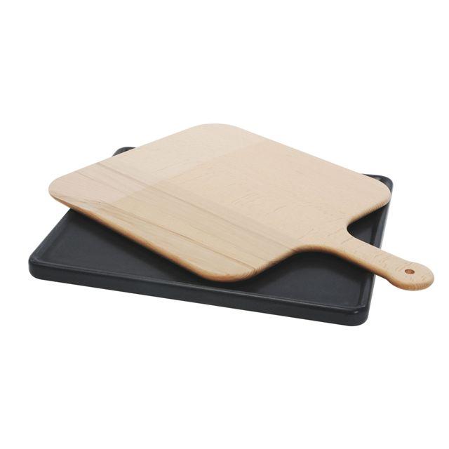 BS 577535 - HEZ327000 Камень для выпечки с лопаткой к плитам, варочным поверхностям, духовым шкафам Bosch, Siemens, Neff, Gaggenau (Бош, Сименс, Гагенау, Нефф)