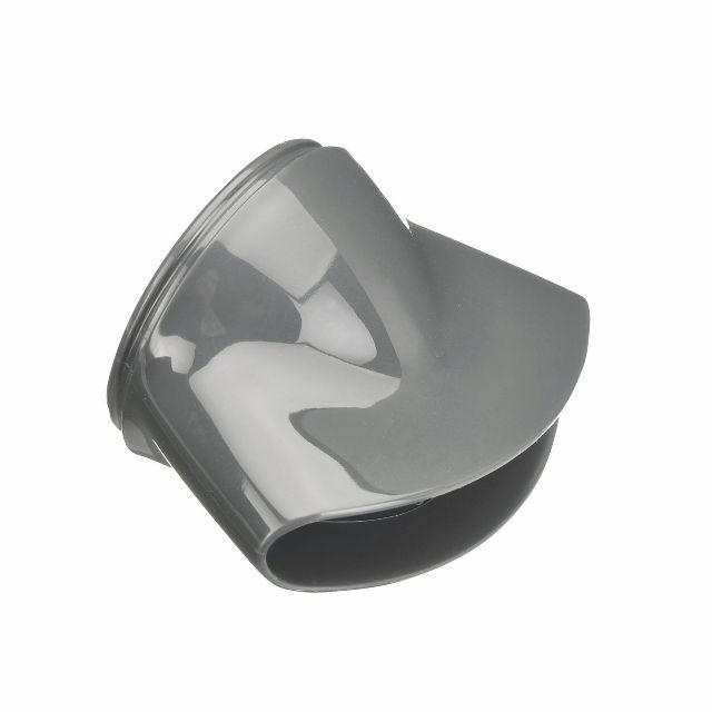 BS 600850 - Насадка-концентратор для фена, серая к фенам Bosch, Siemens, Neff, Gaggenau (Бош, Сименс, Гагенау, Нефф)