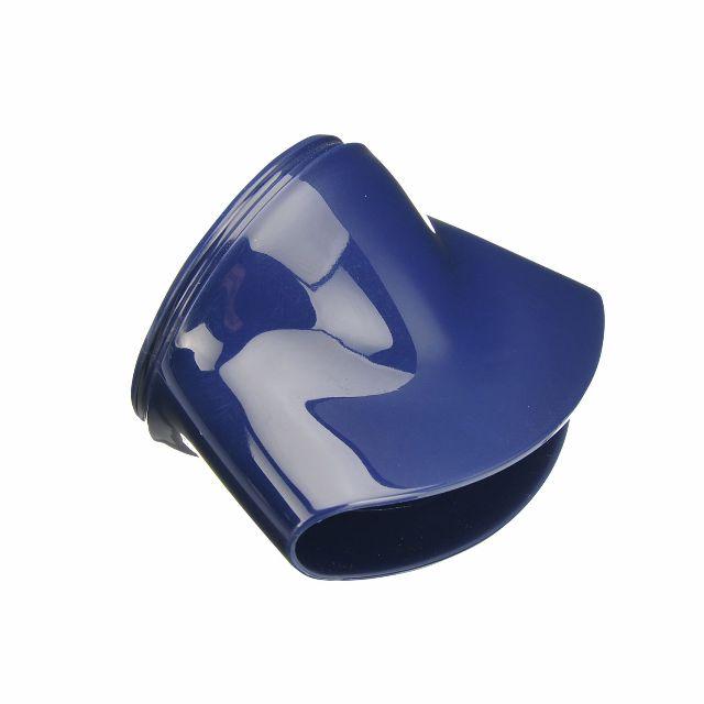 BS 600851 - Насадка-концентратор для фена, синяя к фенам Bosch, Siemens, Neff, Gaggenau (Бош, Сименс, Гагенау, Нефф)