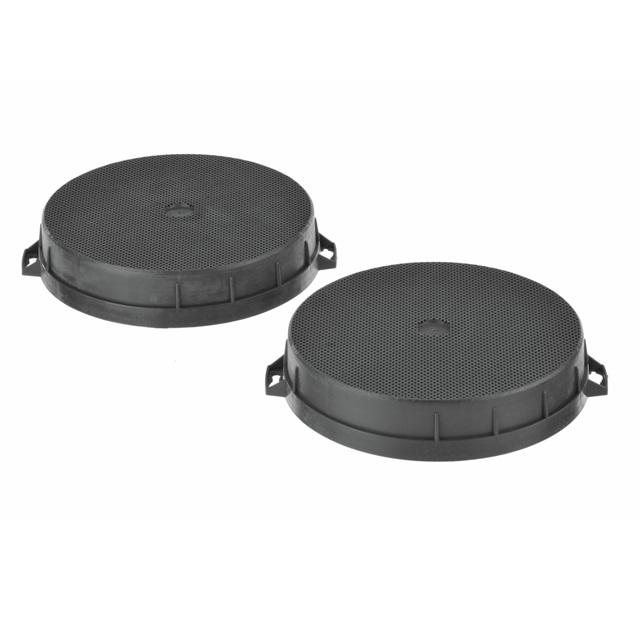 BS 644366 - Угольный фильтр для вытяжки  комплект из 2 шт. к вытяжкам Bosch, Siemens, Neff, Gaggenau (Бош, Сименс, Гагенау, Нефф)