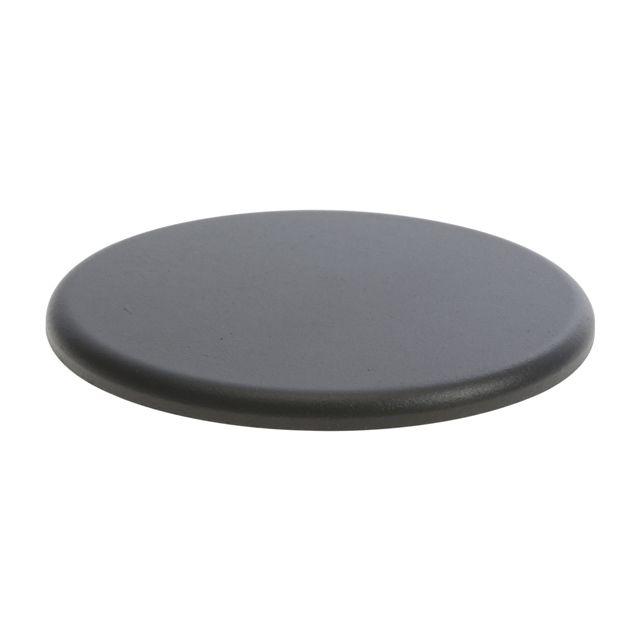 BS 654566 - HEZ298128 Крышка горелки Simmer Cap к плитам, варочным поверхностям, духовым шкафам Bosch, Siemens, Neff, Gaggenau (Бош, Сименс, Гагенау, Нефф)