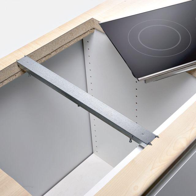 BS 674917 - HEZ394301 Соединительная планка для модулей Домино к плитам, варочным поверхностям, духовым шкафам Bosch, Siemens, Neff, Gaggenau (Бош, Сименс, Гагенау, Нефф)