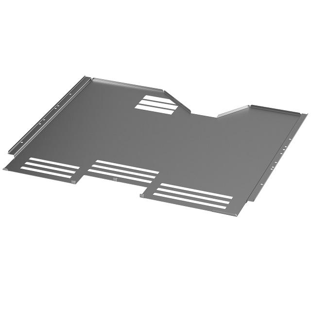 BS 743355 - HEZ392617 Промежуточная пластина для встраивания  для приборов 60 см серии IH6 к плитам, варочным поверхностям, духовым шкафам Bosch, Siemens, Neff, Gaggenau (Бош, Сименс, Гагенау, Нефф)