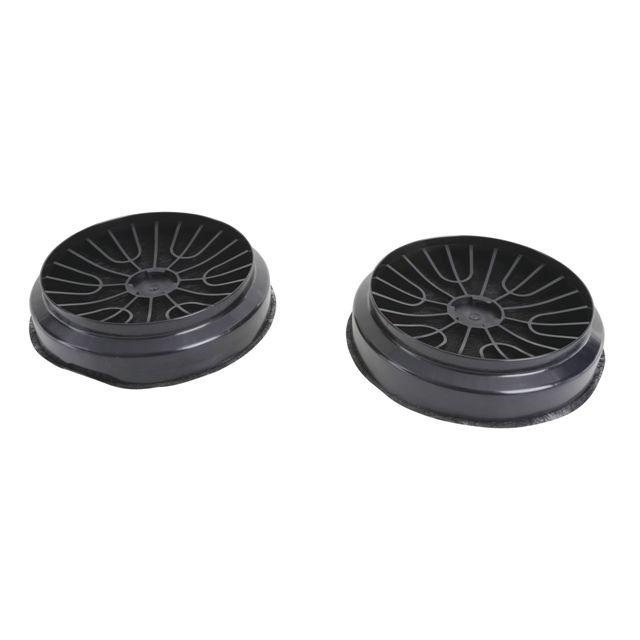 BS 796390 - DHZ5276 Угольный фильтр для вытяжки (комплект из 2 шт.) ( замена для 743169 ) к вытяжкам Bosch, Siemens, Neff, Gaggenau (Бош, Сименс, Гагенау, Нефф)