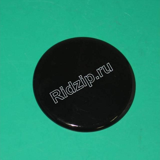 AI 037768 - Крышка рассекателя  конфорки D=78мм. к плитам Indesit, Ariston (Индезит, Аристон)