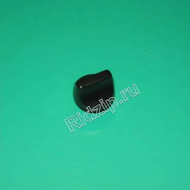AI 041333 - Ручка черная к плитам Indesit, Ariston (Индезит, Аристон)