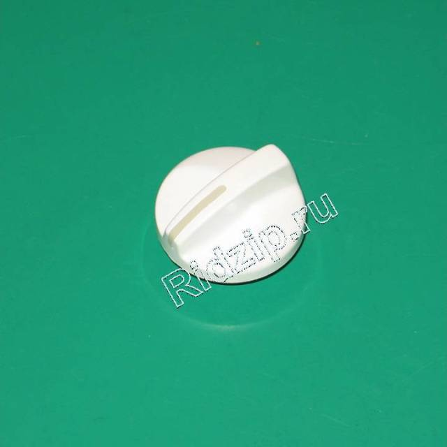 AI 046031 - Ручка белая к плитам Indesit, Ariston (Индезит, Аристон)