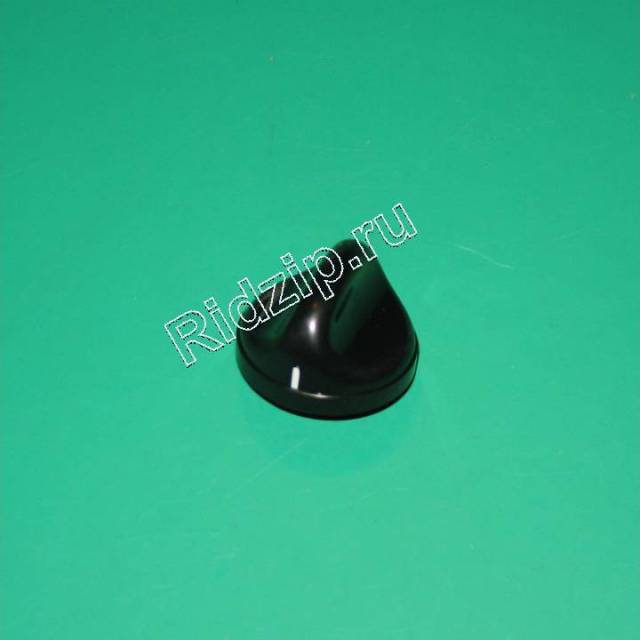 AI 053754 - Ручка черная к плитам Indesit, Ariston (Индезит, Аристон)