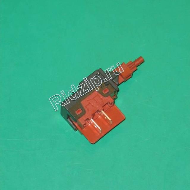 AI 058465 - Выключатель ( кнопка ) к стиральным машинам Indesit, Ariston (Индезит, Аристон)