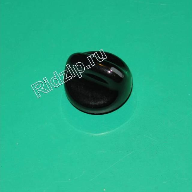 AI 064178 - Ручка черная к плитам Indesit, Ariston (Индезит, Аристон)