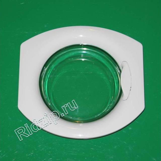 AI 065997 - Люк в сборе ( дверца ) к стиральным машинам Indesit, Ariston (Индезит, Аристон)