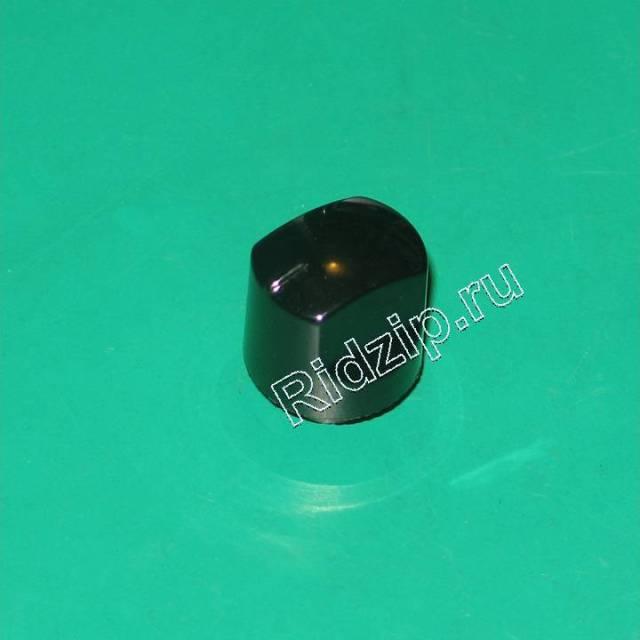 AI 084017 - Ручка черная к плитам Indesit, Ariston (Индезит, Аристон)