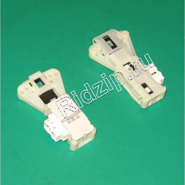 AI 085194 - Замок люка УБЛ ( блокировка ) к стиральным машинам Indesit, Ariston (Индезит, Аристон)