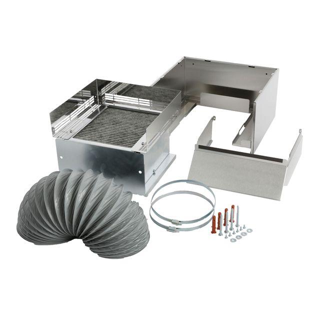 BS 11019175 - Комплект CleanAir для работы вытяжки в режиме циркуляции воздуха к вытяжкам Bosch, Siemens, Neff, Gaggenau (Бош, Сименс, Гагенау, Нефф)
