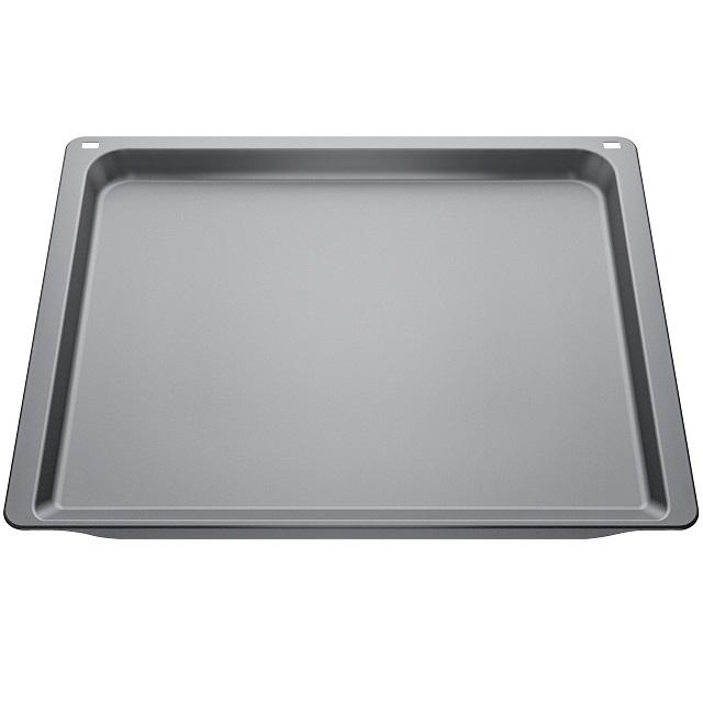 BS 11022440 - HEZ531000 Противень эмалированный к плитам, варочным поверхностям, духовым шкафам Bosch, Siemens, Neff, Gaggenau (Бош, Сименс, Гагенау, Нефф)