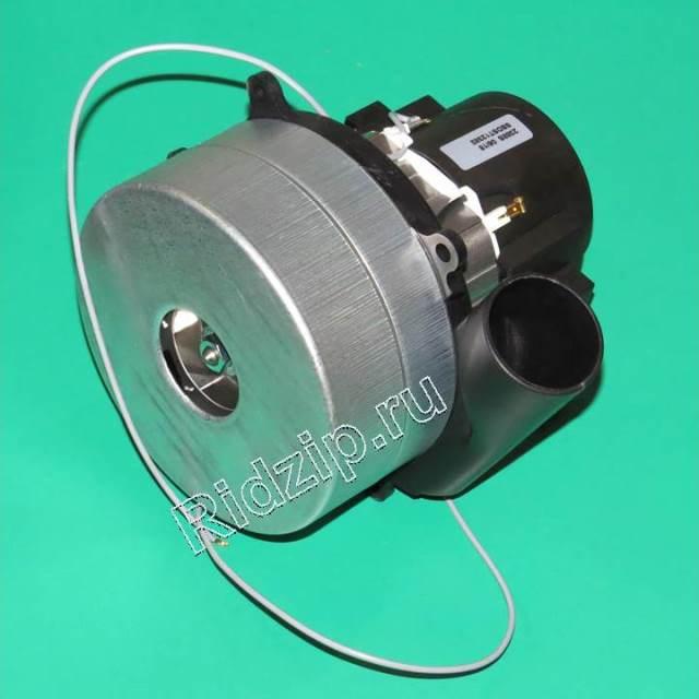 11ME27 - Двигатель ( мотор ) 1200W высокий (моющий) с отводом AMETEK 2388S к пылесосам Разных фирм (Разных фирм)