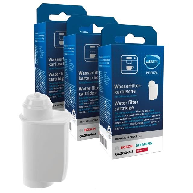 BS 17000706 - BS 17000706 Фильтр для воды; набор из 3 шт. ( замена для 576335 ) к кофеваркам и кофемашинам Bosch, Siemens, Neff, Gaggenau (Бош, Сименс, Гагенау, Нефф)