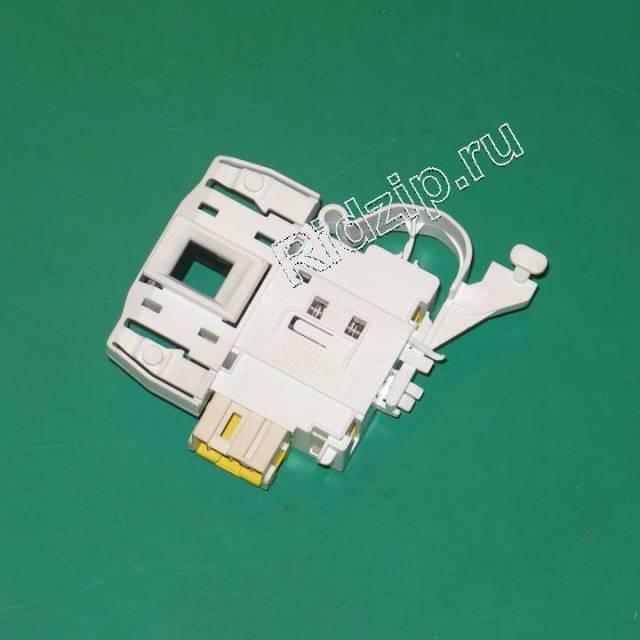 AI 254755 - Замок люка УБЛ ( блокировка ) к стиральным машинам Indesit, Ariston (Индезит, Аристон)