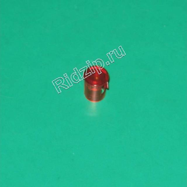 AI 276851 - Плафон лампы красный к плитам Indesit, Ariston (Индезит, Аристон)
