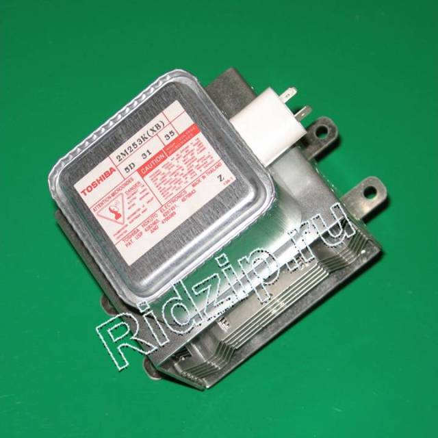 2M253K(XB) - Магнетрон к микроволновым печам, СВЧ Toshiba (Тошиба)