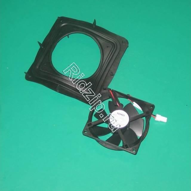 481202858346 - Вентилятор обдува морозильной камеры 24v  к холодильникам Whirlpool, Bauknecht, IKEA (Вирпул, Баукнехт, ИКЕА)