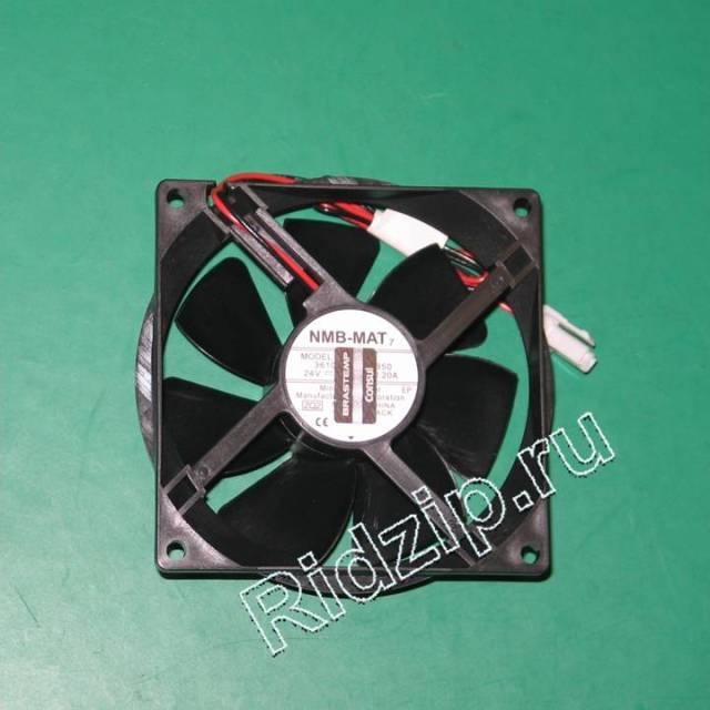 481202858367 - Мотор вентелятор к холодильникам Whirlpool, Bauknecht, IKEA (Вирпул, Баукнехт, ИКЕА)