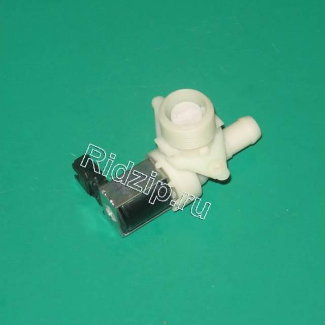 481227128375 - Электроклапан залива воды 1Wx90 D-14mm к стиральным машинам Whirlpool, Bauknecht, IKEA (Вирпул, Баукнехт, ИКЕА)