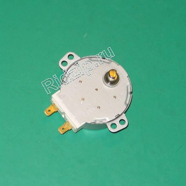 481236158449 - Мотор вращения тарелки 5/6 об. 220в. 3/2,5вт. к микроволновым печам, СВЧ Whirlpool, Bauknecht, IKEA (Вирпул, Баукнехт, ИКЕА)