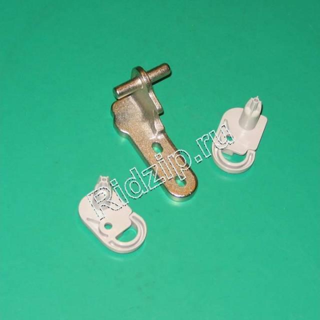 481241719351 - Петля двери ( шарнир ) для перенавески к холодильникам Whirlpool, Bauknecht, IKEA (Вирпул, Баукнехт, ИКЕА)