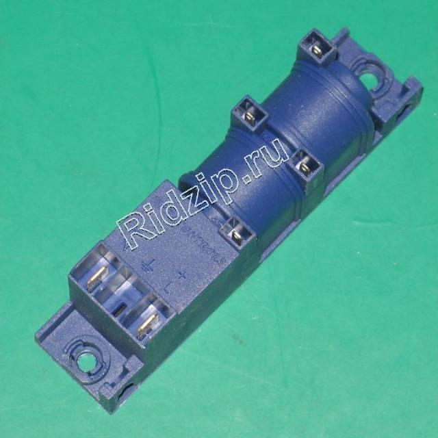481281718207 - Блок поджига ( трансформатор ) 4конт L/N к плитам Whirlpool, Bauknecht, IKEA (Вирпул, Баукнехт, ИКЕА)