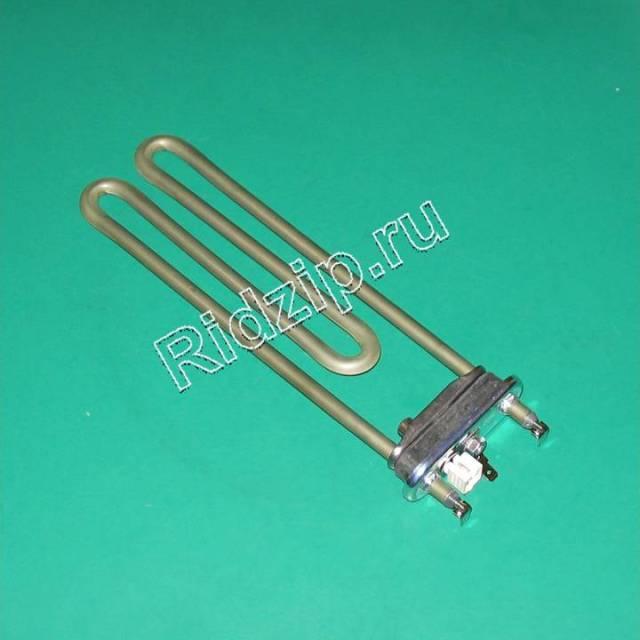 481281729146 - Нагревательный элемент ( ТЭН ) 2050W к стиральным машинам Whirlpool, Bauknecht, IKEA (Вирпул, Баукнехт, ИКЕА)