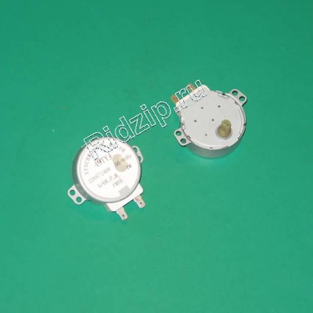 49TYJ - Мотор поддона 220V/240V 50/60Hz 5/6 R.P.M 4W к микроволновым печам, СВЧ Разных фирм (Разных фирм)