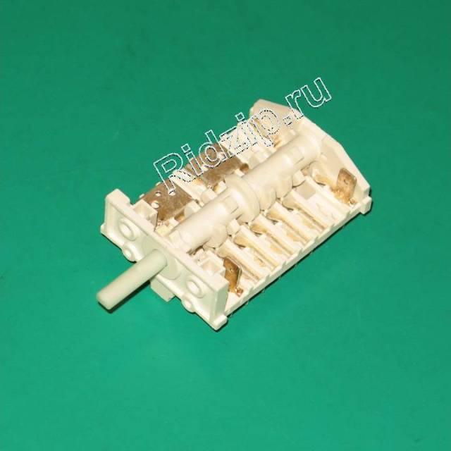 A 502006301 - Перключатель режимов духовки ( 8 позиций ) к плитам, варочным поверхностям, духовым шкафам Ardo (Ардо)