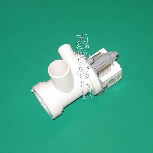 A 518009500 - Насос сливной ( помпа ) с улиткой к стиральным машинам Ardo (Ардо)