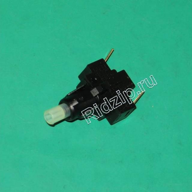 A 528008800 - Выключатель ( кнопка ) к плитам, варочным поверхностям, духовым шкафам Ardo (Ардо)
