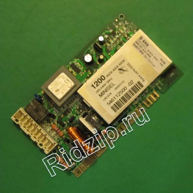 A 546112500 - Модуль управления ( плата ) к стиральным машинам Ardo (Ардо)