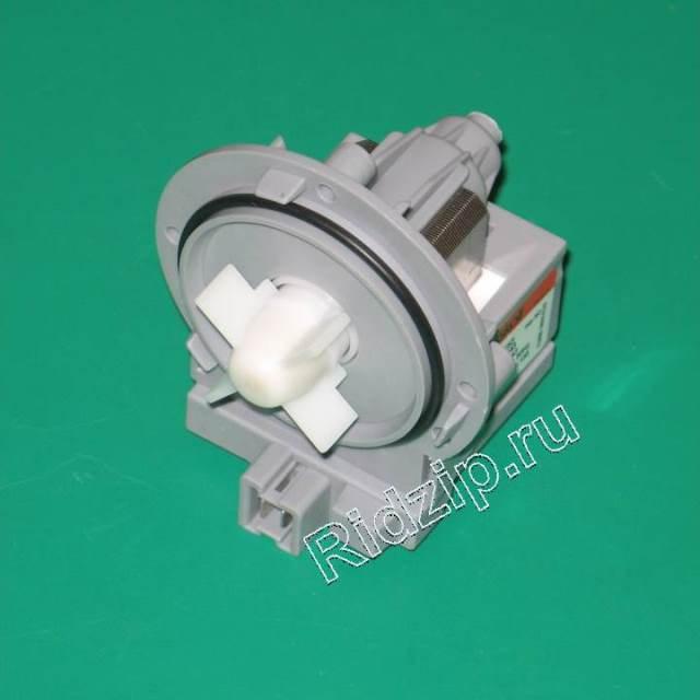 63AB830 - Насос сливной ( помпа ) к стиральным машинам Разных фирм (Разных фирм)