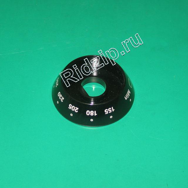 A 816054600 - Кольцо ручки черной к плитам, варочным поверхностям, духовым шкафам Ardo (Ардо)