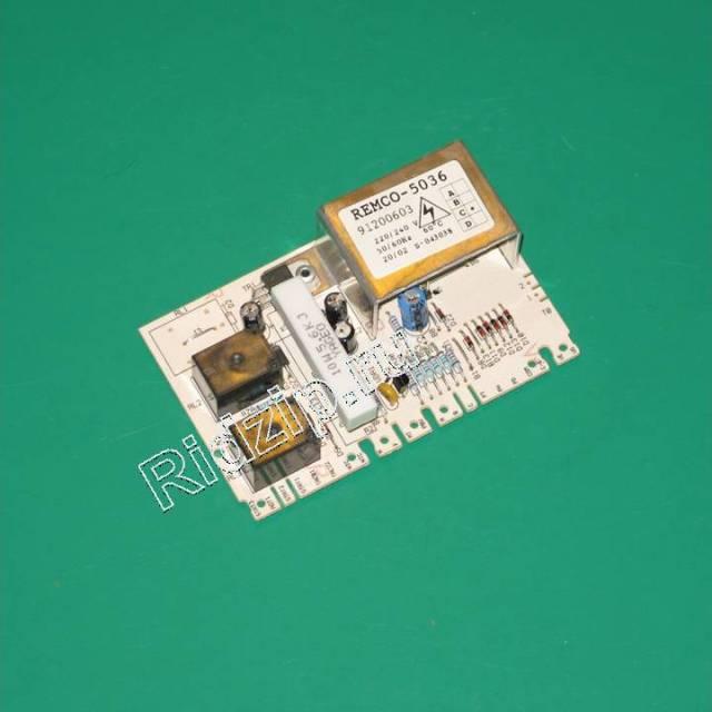 CY 91200603 - Модуль управления ( плата ) к стиральным машинам Candy, Hoover, Zerowatt (Канди)