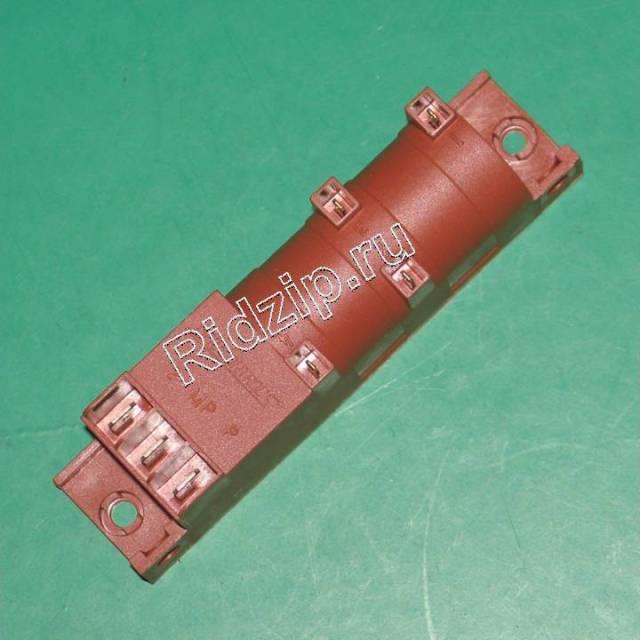 CY 91214015 - Блок поджига ( трансформатор ) 4 свечи  (P,MP,2) к плитам Candy, Hoover, Zerowatt (Канди)