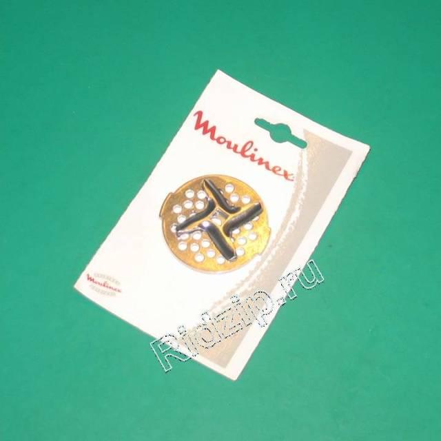 MA-A09B03 - Нож + решетка к мясорубкам Moulinex, Krups (Мулинекс, Крупс)