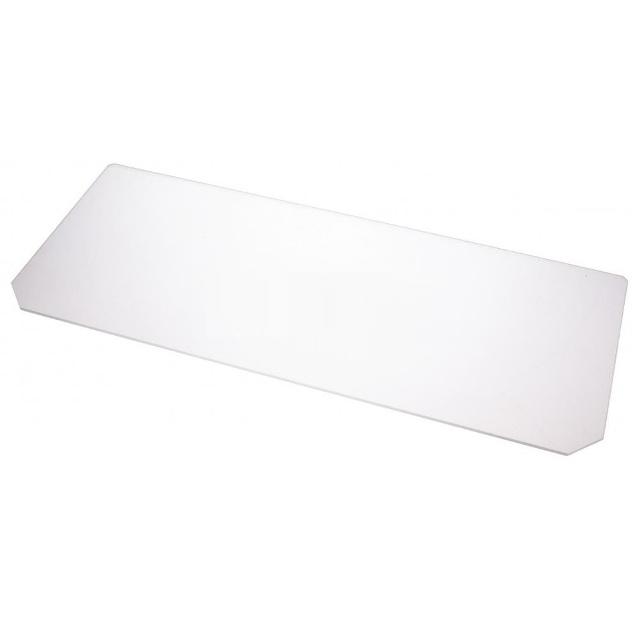AI 046179 - Полка стеклянная над ящиком для овощей к холодильникам Indesit, Ariston (Индезит, Аристон)