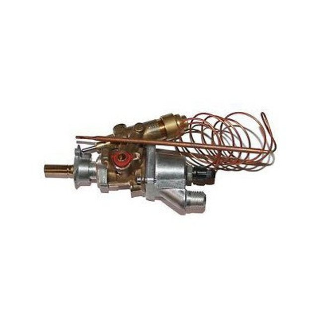 AI 046767 - Кран газовый к плитам, варочным поверхностям, духовым шкафам Indesit, Ariston (Индезит, Аристон)