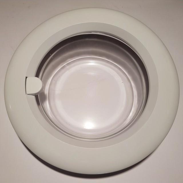 AI 057573 - Дверь загрузочного люка к стиральным машинам Indesit, Ariston (Индезит, Аристон)