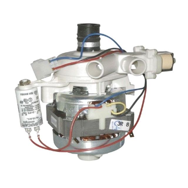 AI 058140 - Двигатель рециркуляции к посудомоечным машинам Indesit, Ariston (Индезит, Аристон)
